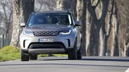 Land Rover Discovery D300 AWD im Fahrbericht