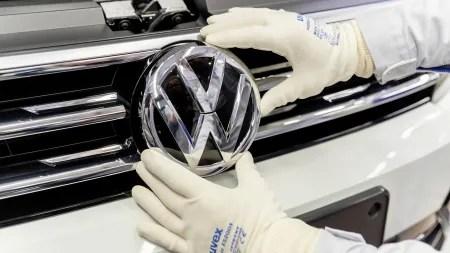 Abgasbetrug: Volkswagen fordert Schadenersatz von Stadler und Winterkorn