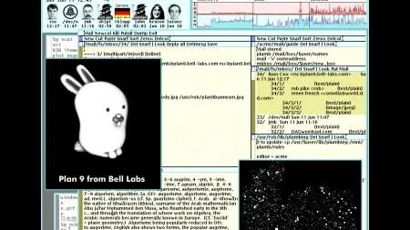Plan 9: Der Unix-Nachfolger lebt – und wechselt zur MIT-Lizenz