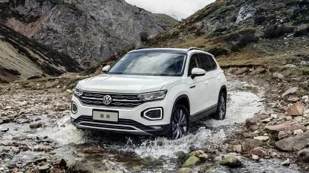 Volkswagen Tayron: Neues altes SUV aus Wolfsburg