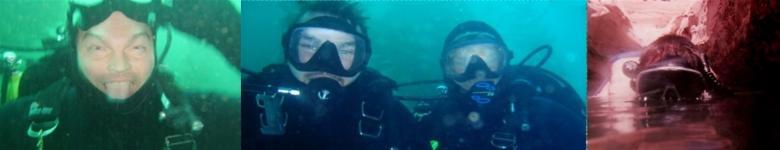 Local diving in Arizona