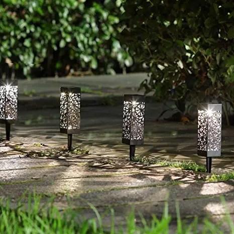 how many lumens do i need for outdoor