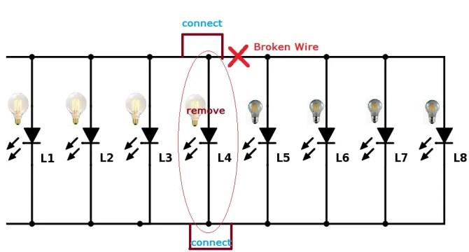 how to fix broken wire on solar lights  heisolar