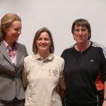 Siegerfoto Deutsche Meisterschaft Damenwertung
