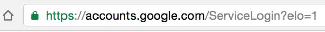 Juiste adres naar Google account. Heisterkamp producties