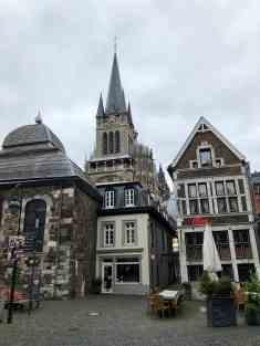 Deutschlandreise: Aachen
