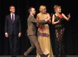Pierce Brosnan, Aaron Paul, Toni Collette, Imogen Poots