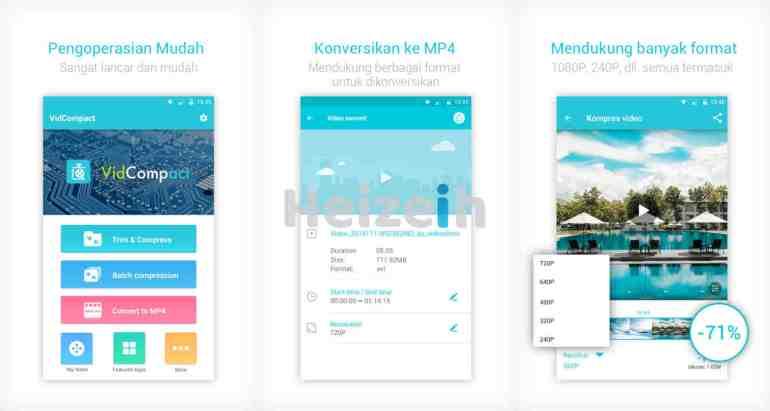 Aplikasi Video Converter Android