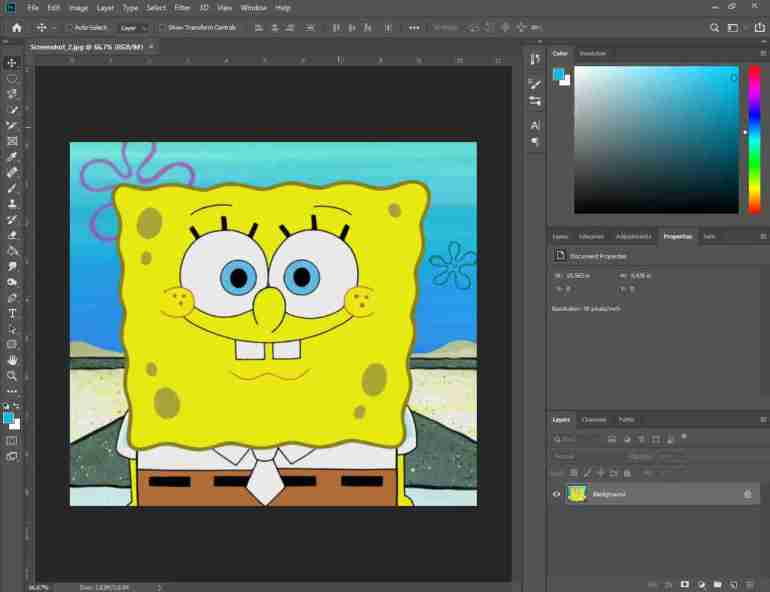 Cara Mengganti Background di Photoshop