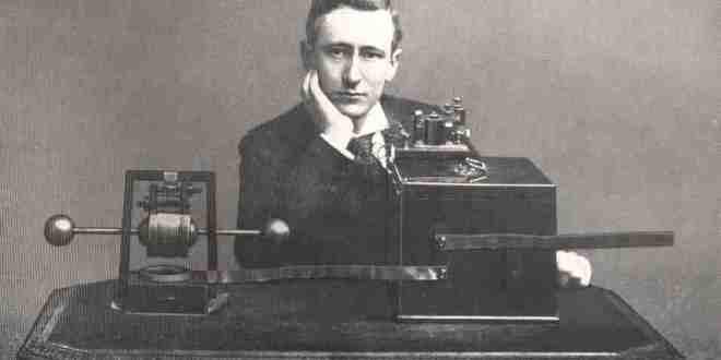 من هو مخترع الراديو