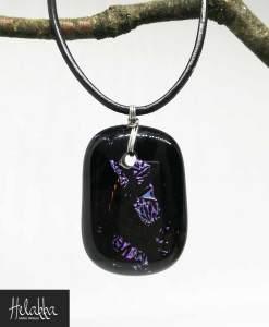 Helakka lasikaulakoru violettipolku