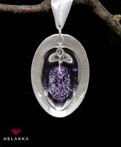 Helakka lusikkariipus violettihehku