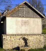 Dorfbrunnen in der Obergasse