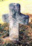 Steinkreuz am Anger