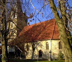 Dorfkirche Toba