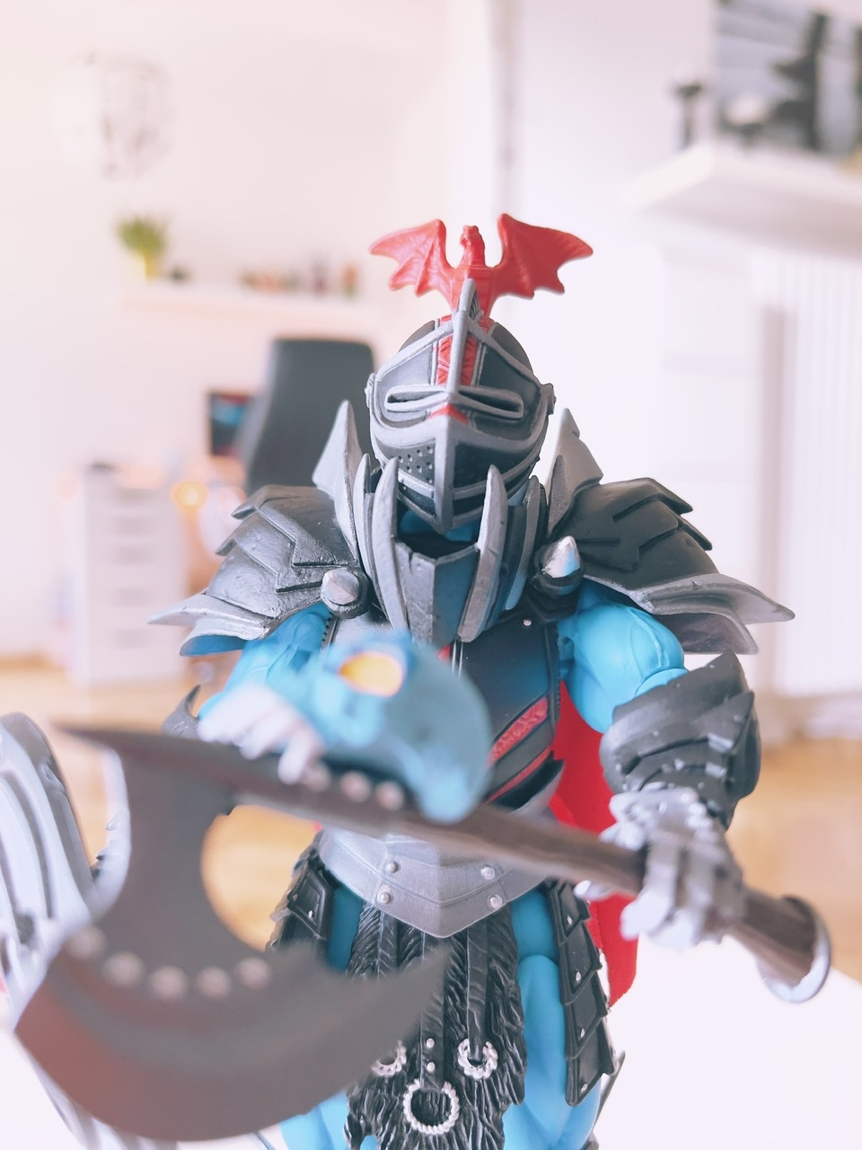 Lord Draguul aus der Mythic Legions-Reihe