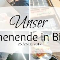 Unser #WIB am 25./26.03.2017 - Ein bisschen Sommer - Feeling