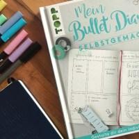 Mehr Überblick im Alltag mit dem Bullet Journal? #Rezension