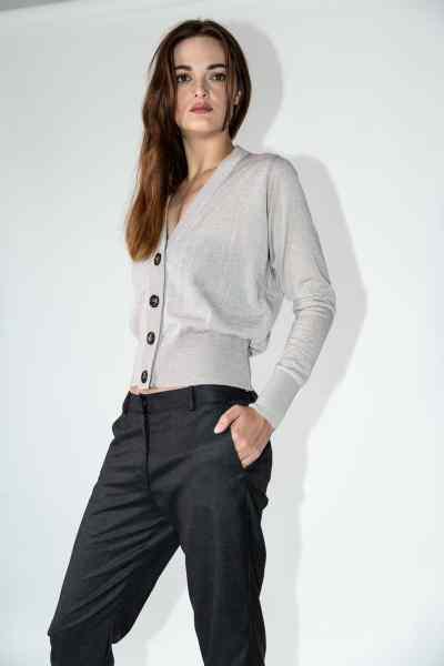 pants thea grey bamboo