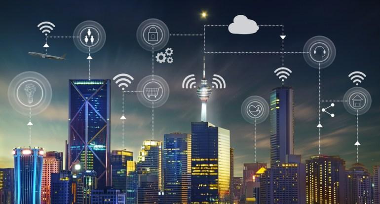 smart city akıllı yaşam alanları