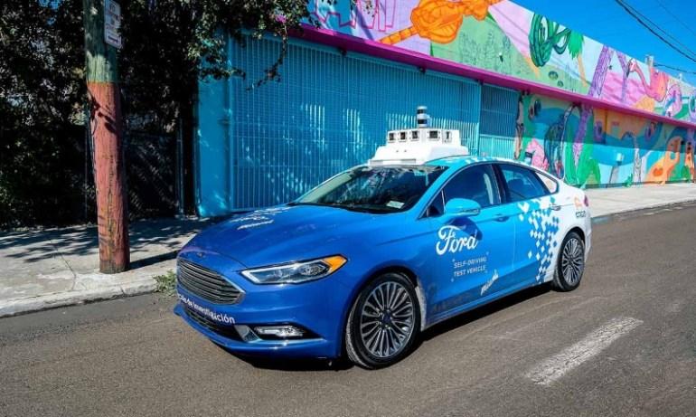 Ford otonom araç