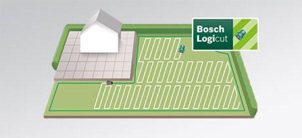 Bosch akıllı bahçıvan robot