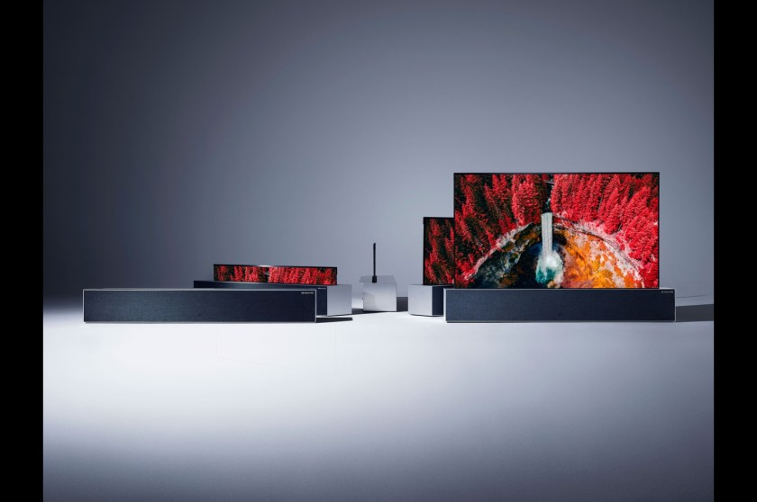 LG Televizyon OLED R9
