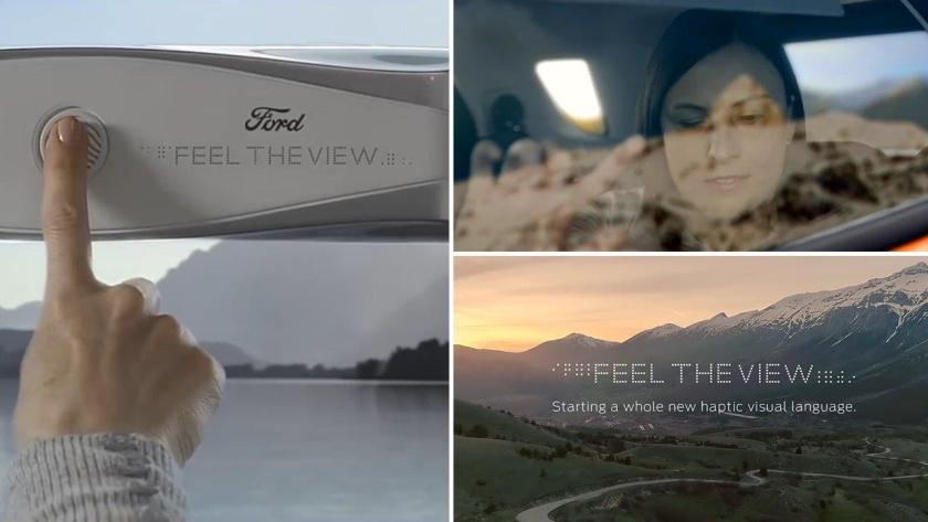 "Ford ""Feel The View"" Teknolojisi"