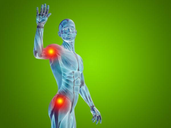 Ejercicios dolor hombro