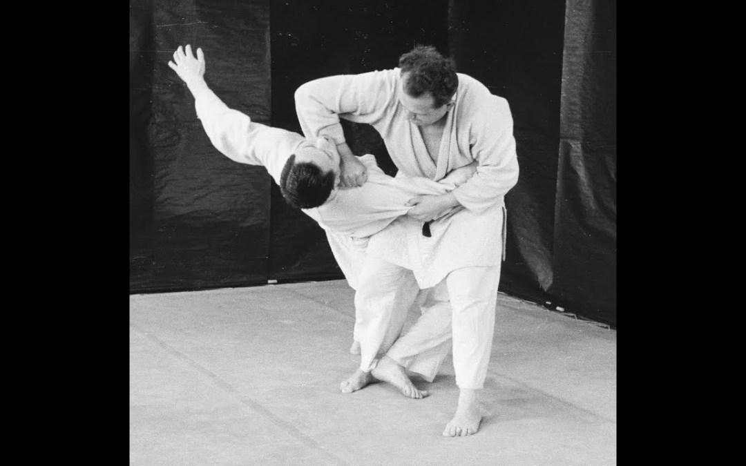 Moshe Feldenkrais y el Judo Moderno