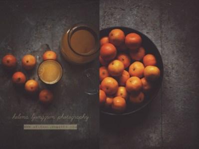 clementin & ananas