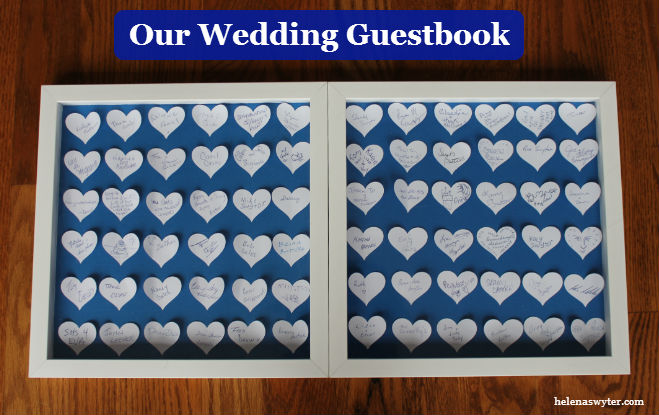 Wedding Guestbook Header