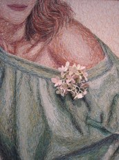 Blossom, 2009, 45 x 35 cm, myyty