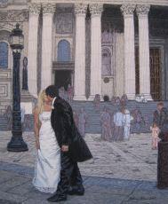 St. Paul, 2011, 68 x 59 cm, myyty