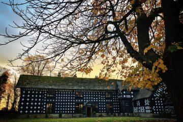 Samlesbury Hall, Lancashire,