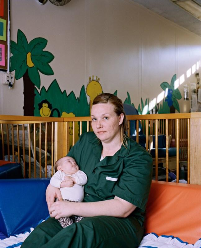 Wayne Lawrence The Atlantic Prison Moms
