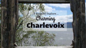 Charming Charlevoix