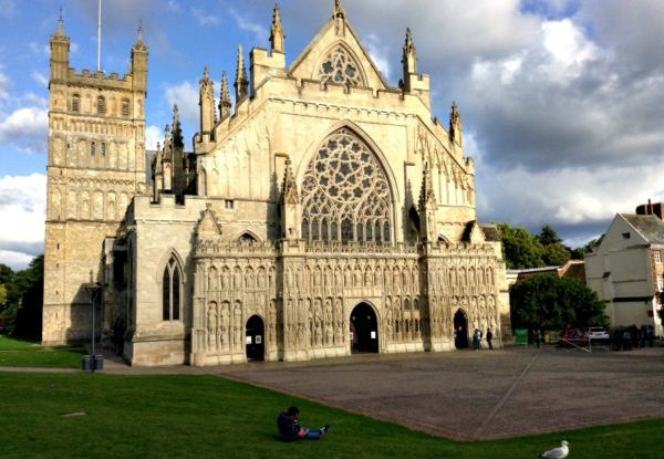 24 hours in Exeter