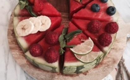 Tarte de fruits