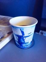 Bleu KLM