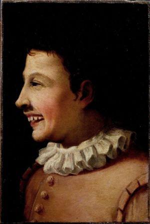 annibale carrache 1581