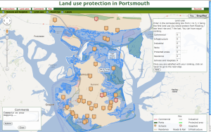 Step 4 –land use protection in Portsmouth