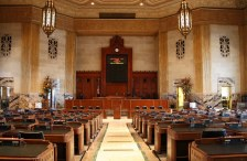 Louisiana Legislative Chamber