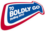 Detling 2013 - To Boldly Go