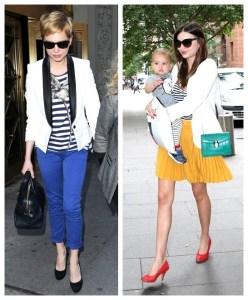 Seven Lessons on How to Wear White Blazer (Part 2 of White Blazer Series)