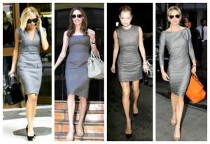Wear Grey Like a Princess--Kate Middleton and Her Amanda Wakeley Dress