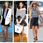 Timeless Staple: Striped Tee (Olivia Palermo's Three Polish Outfits)