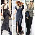 Slip on and Go: the Black Maxi Dress, Versatile Summer Essential
