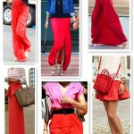 Red Skirts: From Maxi to Mini