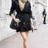 Spice Up Your Black Ensemble — Look 1